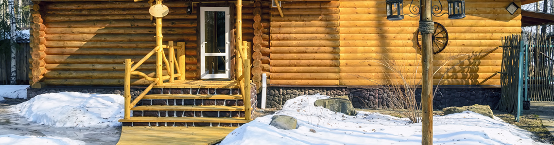 Finland Movable Sauna