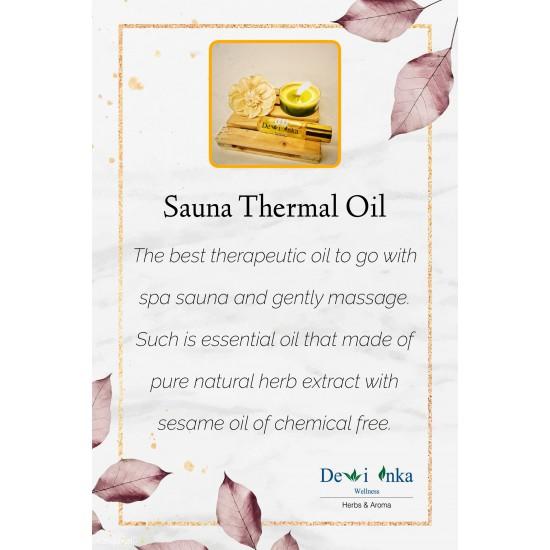 Sauna Thermal Oil