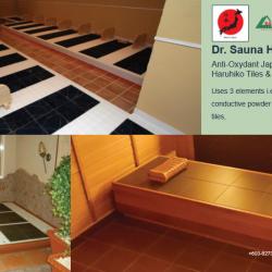 Dr.Sauna Haruhiko Bed
