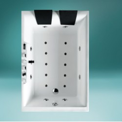 Modular Bathtub LB Tub 2 Pax