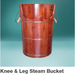 Knee and Leg Steam Bucket