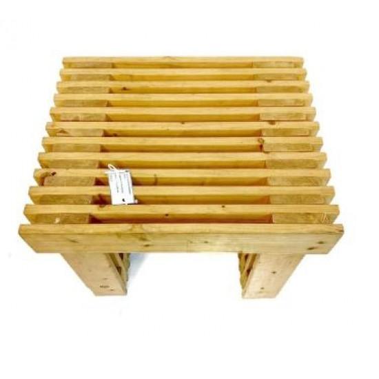 Cappelini Line Wood Chair Decorative Vintage High Quality
