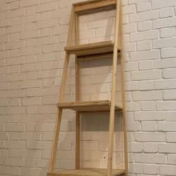 Michael's Old Bookshelf 3-Tiers