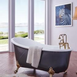 Designer's Whirlpool Stone